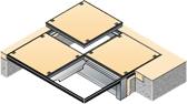 5000 Series (Aluminium) Multipart Cover