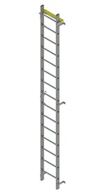 Fixed Vertical Ladder Type BL (Aluminium)