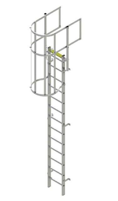 Fixed Vertical Ladder Type BL-WG (Mild Steel)