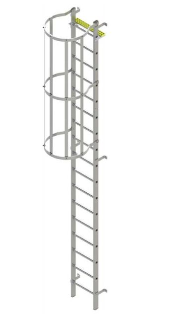 Fixed Vertical Ladder Type BL-WH (Mild Steel)