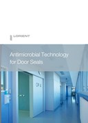 Antimicrobial Technology for Door Seals