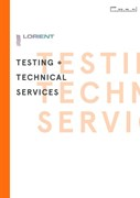Testing & Technical Brochure