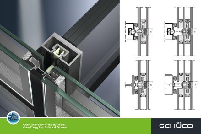 Jansen Viss Semi Sg Schueco Uk Ltd