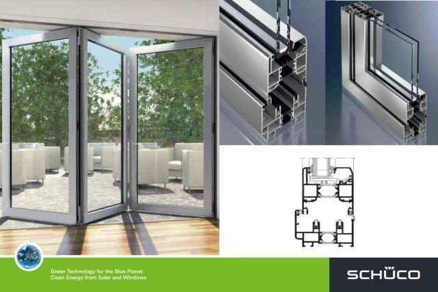 Ass 70 Fd Sliding Folding Door System Schueco Uk Ltd