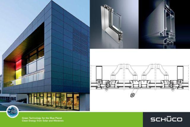 Ads 65 Door System Schueco Uk Ltd