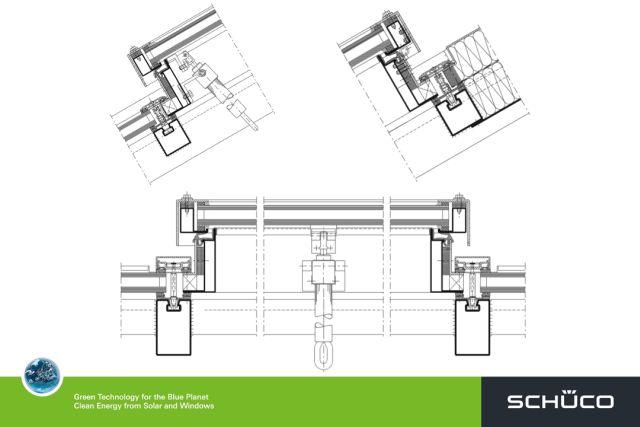 Jansen Roof Vent Schueco Uk Ltd