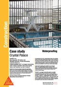 Waterproofing Crystal Palace Case Study