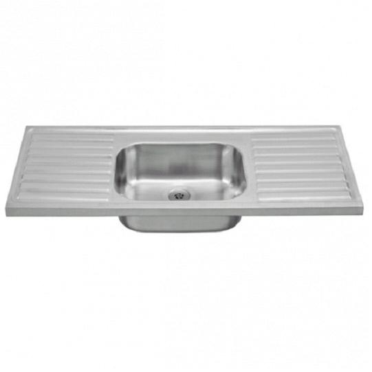 G22052N single bowl sink with double drainers