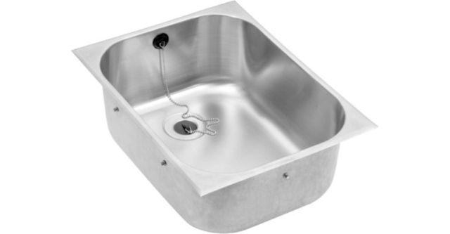 Inset sinks grade 316 stainless steel - Franke Sissons Ltd