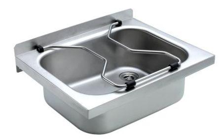Utility Sink Wall Mount : Wall mounted utility sink - Franke Sissons Ltd