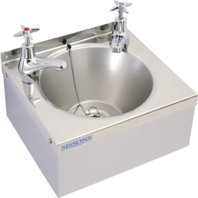 Model A washbasins