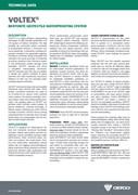 VOLTEX® - BENTONITE GEOTEXTILE WATERPROOFING SYSTEM