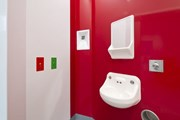 BioClad Advanced Hygienic Wall Cladding - ViVid