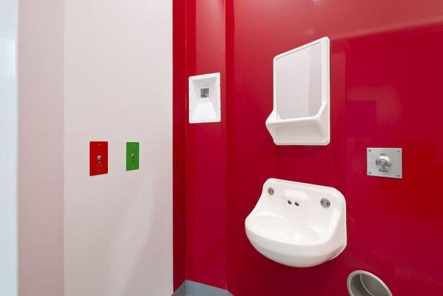 BioClad Vivid Hygienic Wall Cladding
