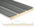 AS35/ 1000 Insulated Panels