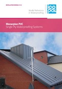 Icopal Monarplan PVC Single Ply Roof Membrane Installation Manual