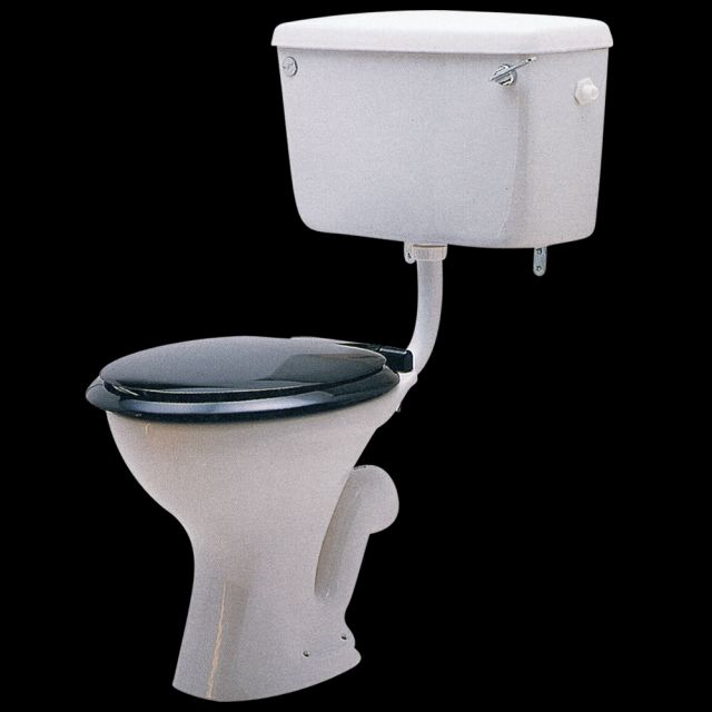 Classic Low Level Wc Suite Twyford Bathrooms