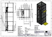 Mezzanine Lift Drawing
