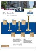 Pedestal & Accessories Datasheet