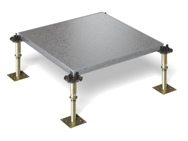 Woodcore Steel Encapsulated Gravity Lay Access Floors