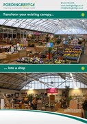 Garden Centres Conversions and Canopies