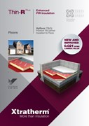 Insulation for Ground Supported and Suspended Floors (XT/HYF)