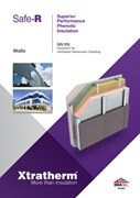 Insulation for Ventilated Rainscreen Cladding