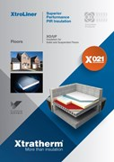 Insulation for Solid and Suspended Floors (XO/UF)