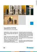 Speed Gate - SpeedStile FP & FPW