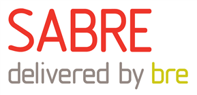 SABRE (Security Assurance by the Building Research Establishment) logo