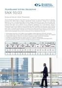SunGuard eXtra Selective SNX 50/23
