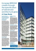 BREEAM - Case Study for glass in building