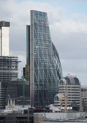 122 Leadenhall - The 'Cheesegrater'