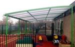 Devoke Junior Free Standing Canopy