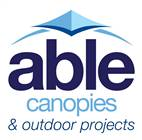 Able Canopies Ltd logo.