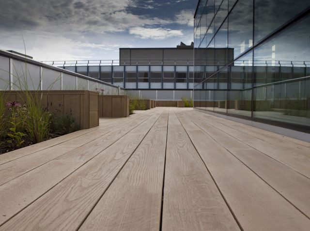 Enhanced Grain Decking