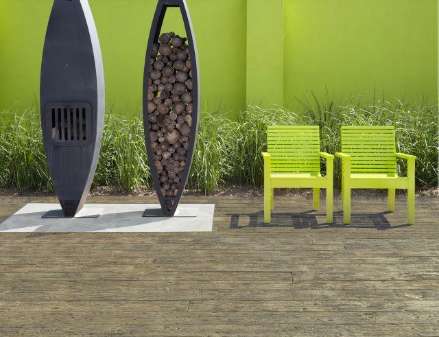 Weathered oak decking millboard company ltd the