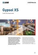 GYPSOL XS High Strength Flowing Screed