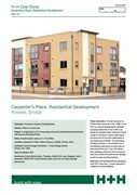 Case Study - Carpenters Place Residential Development