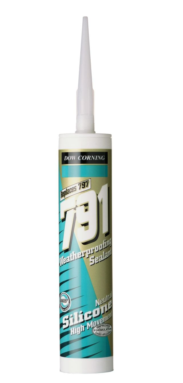 791 Weatherproofing Silicone Sealant