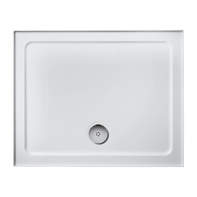 Simplicity Low Profile Rectangular Upstand Shower Tray