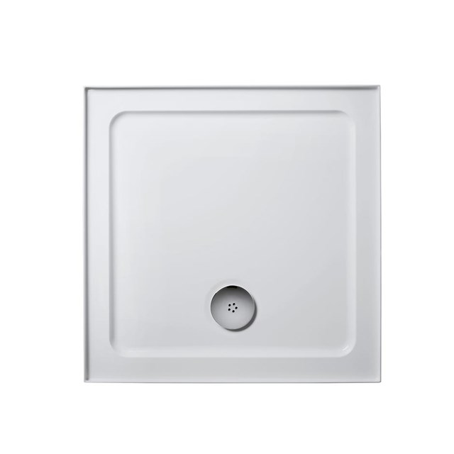 Simplicity Low Profile Square Upstand Shower Tray