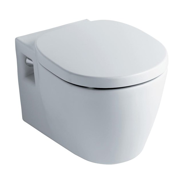 Concept Wall Mounted WC Suite With Aquablade Technology