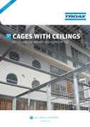 Cages with Ceilings