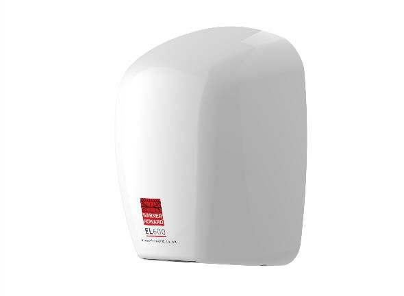 EL600 Warner Howard Hand Dryer