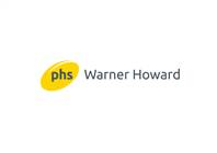 Warner Howard Hand Dryers logo
