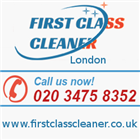 First Class Cleaner London logo