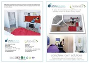 Deanestor Student Accommodation Furniture Brochure