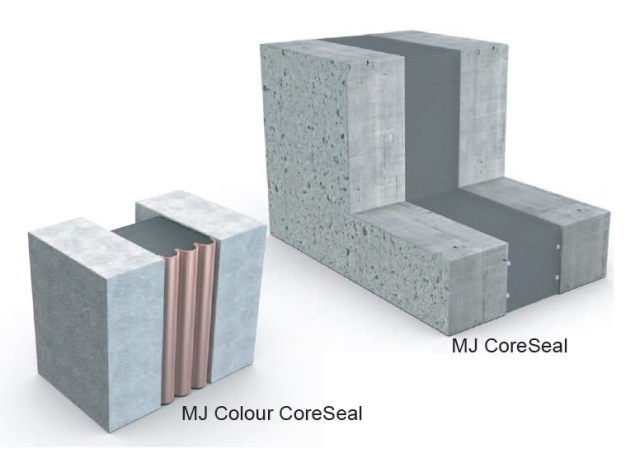 Car Parks and Bridge Decks and Watertight MJ CoreSeal/Colour CoreSeal