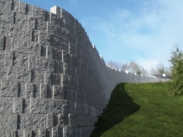 Anchor Landmark Retaining Wall Blocks